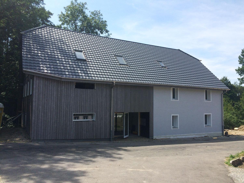 Sanierung Bauernhaus Fahrwangen